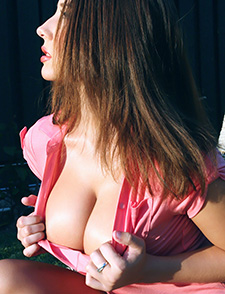 Juicy Boobs of Erica Campbell