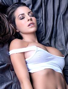 Shelby Chesnes Via Playboy